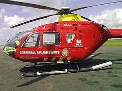 air ambulance england